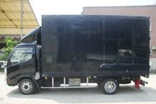 3トントラック(約400本)