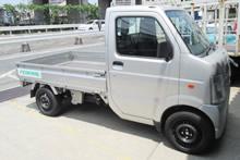 軽トラック(約40本)